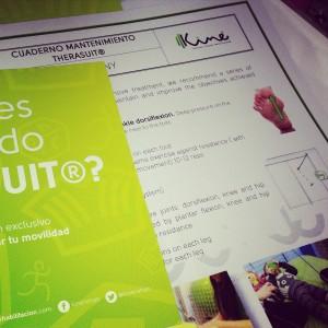 cuaderno mantenimiento therasuit